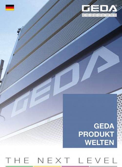 GEDA Katalog