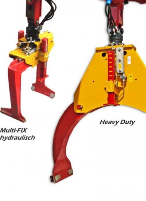 hydraulische Kanalbaugeräte